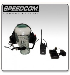 Maxon Crew Kit behind the Head Headset