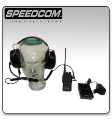 Maxon Crew Kit over the Head Headset